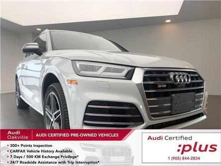 2018 Audi SQ5 3.0T Progressiv (Stk: 49046) in Oakville - Image 1 of 21