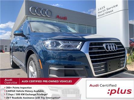 2018 Audi Q7 2.0T Komfort (Stk: 49292) in Oakville - Image 1 of 22