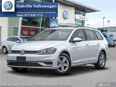 2019 Volkswagen Golf SportWagen 1.8 TSI Comfortline (Stk: 21273) in Oakville - Image 1 of 32