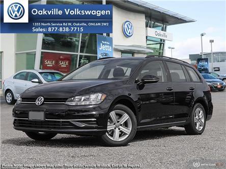 2019 Volkswagen Golf SportWagen 1.4 TSI Comfortline (Stk: 21100) in Oakville - Image 1 of 19
