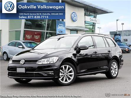2019 Volkswagen Golf SportWagen 1.8 TSI Highline (Stk: 21208) in Oakville - Image 1 of 32