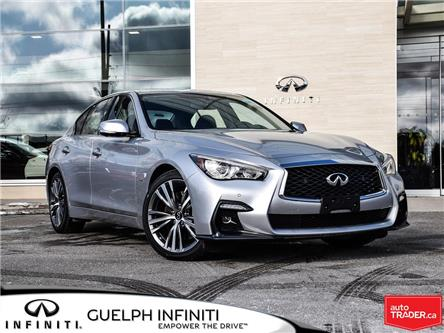 2020 Infiniti Q50  (Stk: I7055) in Guelph - Image 1 of 27