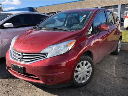 2016 Nissan Versa Note SV (Stk: N4163A) in Mississauga - Image 1 of 17