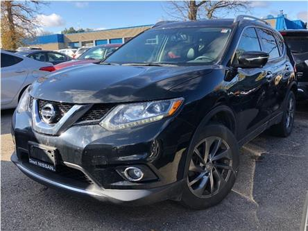 2015 Nissan Rogue SL | LEASE RETURN | NO ACCIDENTS (Stk: P0651) in Mississauga - Image 1 of 17