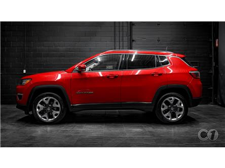 2019 Jeep Compass Limited (Stk: CF19-476) in Kingston - Image 1 of 35