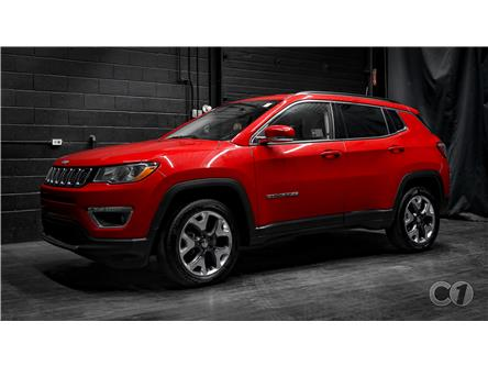 2019 Jeep Compass Limited (Stk: CF19-476) in Kingston - Image 2 of 35