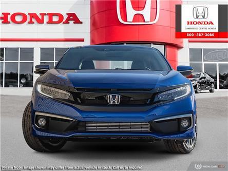 2020 Honda Civic Touring (Stk: 20470) in Cambridge - Image 2 of 24