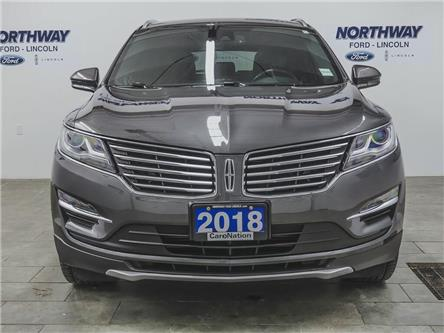 2018 Lincoln MKC Select | AWD | PWR HTD LEATHER | PANOROOF | (Stk: LC97422A) in Brantford - Image 2 of 40