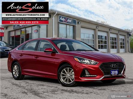 2018 Hyundai Sonata  (Stk: H1R2A11) in Scarborough - Image 1 of 28
