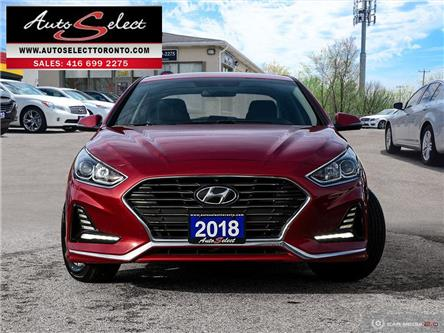 2018 Hyundai Sonata  (Stk: H1R2A11) in Scarborough - Image 2 of 28