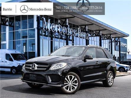 2017 Mercedes-Benz GLE 400 Base (Stk: U2982) in Innisfil - Image 1 of 26
