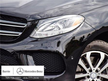 2017 Mercedes-Benz GLE 400 Base (Stk: U2982) in Innisfil - Image 2 of 26