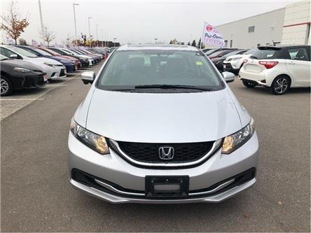 2015 Honda Civic EX (Stk: D192232A) in Mississauga - Image 2 of 20