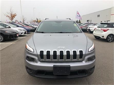 2015 Jeep Cherokee Sport (Stk: D192277A) in Mississauga - Image 2 of 18