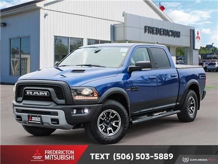 2018 RAM 1500 Rebel (Stk: 191314A) in Fredericton - Image 1 of 25