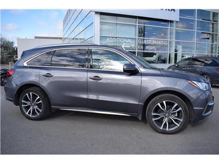 2019 Acura MDX Elite (Stk: 800813P) in Brampton - Image 1 of 13