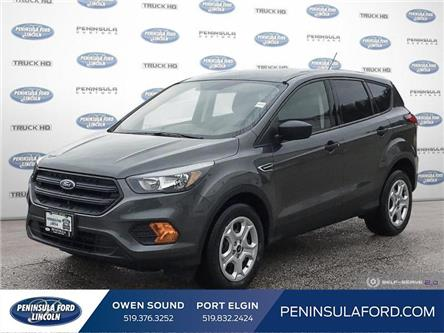 2019 Ford Escape S (Stk: 19ES92) in Owen Sound - Image 1 of 25