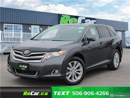 2016 Toyota Venza  (Stk: 191233A) in Fredericton - Image 1 of 25