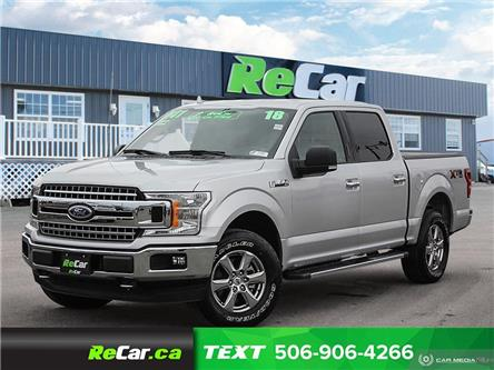 2018 Ford F-150 XLT (Stk: 191203A) in Fredericton - Image 1 of 24