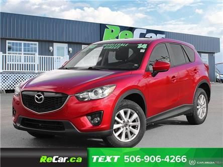 2014 Mazda CX-5 GS (Stk: 191211A) in Fredericton - Image 1 of 24