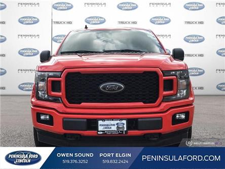 2020 Ford F-150 XLT (Stk: 20FE08) in Owen Sound - Image 2 of 25