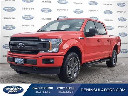2020 Ford F-150 XLT (Stk: 20FE09) in Owen Sound - Image 1 of 25