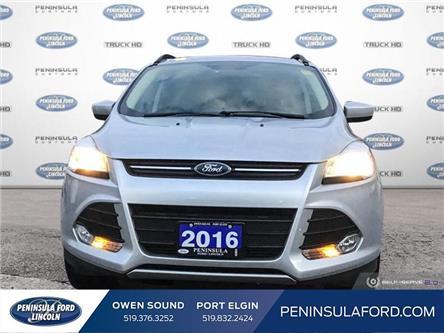 2016 Ford Escape SE (Stk: 19ES98A) in Owen Sound - Image 2 of 25
