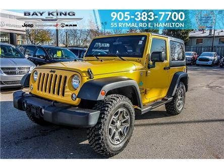 2015 Jeep Wrangler Sport (Stk: 197617A) in Hamilton - Image 1 of 20