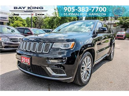 2018 Jeep Grand Cherokee Summit (Stk: 6617) in Hamilton - Image 2 of 29