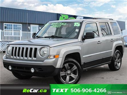 2015 Jeep Patriot  (Stk: 191132A) in Saint John - Image 1 of 24