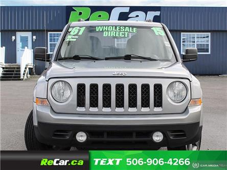 2015 Jeep Patriot  (Stk: 191132A) in Saint John - Image 2 of 24