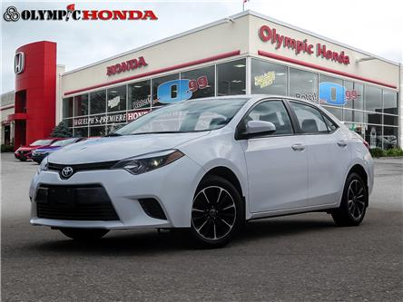 2016 Toyota Corolla LE (Stk: C8748A) in Guelph - Image 1 of 23
