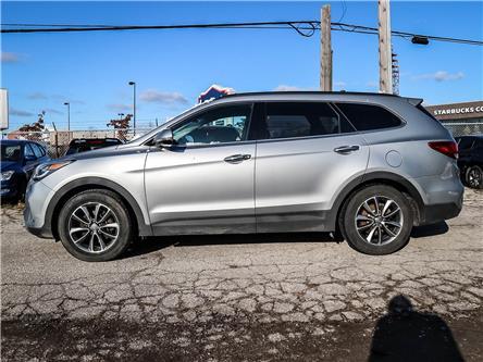 2017 Hyundai Santa Fe XL Premium (Stk: U06726) in Toronto - Image 2 of 13