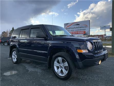 2014 Jeep Patriot Sport/North (Stk: A3142) in Miramichi - Image 1 of 30