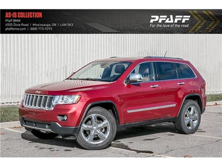 2011 Jeep Grand Cherokee Overland (Stk: 23027A) in Mississauga - Image 1 of 18