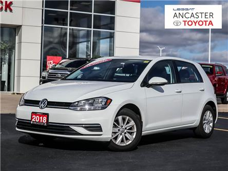 2018 Volkswagen Golf  (Stk: P157) in Ancaster - Image 1 of 30