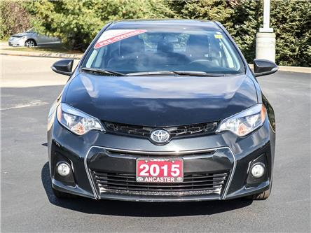 2015 Toyota Corolla S (Stk: 20002A) in Ancaster - Image 2 of 27
