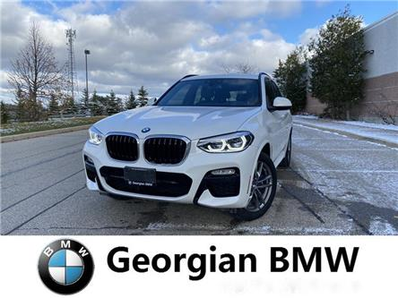 2019 BMW X3 xDrive30i (Stk: P1572) in Barrie - Image 1 of 8