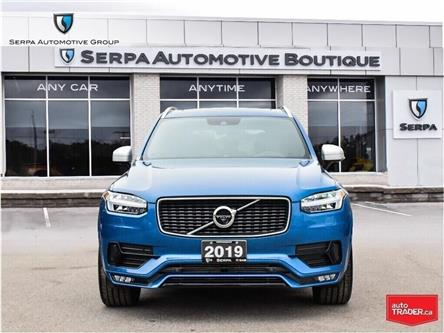 2019 Volvo XC90 T6 R-Design (Stk: P1357) in Aurora - Image 2 of 28