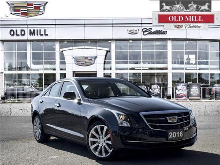 2015 Cadillac ATS 2.0L Turbo Luxury (Stk: 137155U) in Toronto - Image 1 of 22