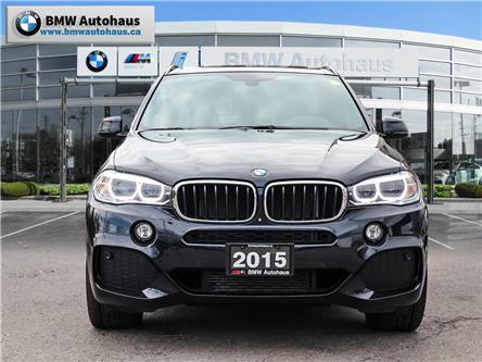 2015 BMW X5 xDrive35i (Stk: N19018A) in Thornhill - Image 2 of 28