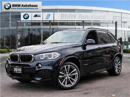 2016 BMW X5 xDrive35i (Stk: P9200) in Thornhill - Image 1 of 29