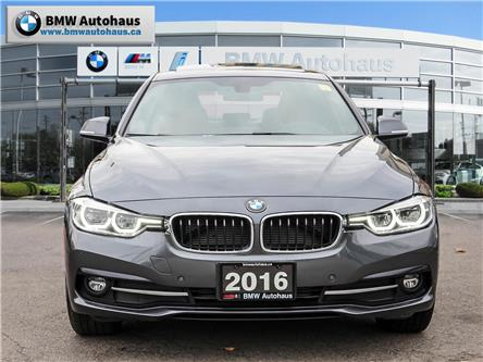 2016 BMW 328d xDrive (Stk: P9221) in Thornhill - Image 2 of 27