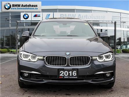2016 BMW 328i xDrive (Stk: P9222) in Thornhill - Image 2 of 28