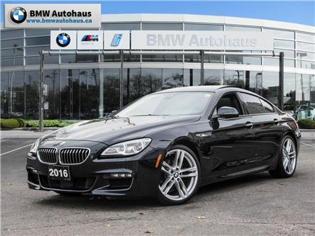 2016 BMW 640i xDrive Gran Coupe (Stk: P9224) in Thornhill - Image 1 of 25
