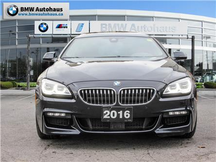 2016 BMW 640i xDrive Gran Coupe (Stk: P9224) in Thornhill - Image 2 of 25