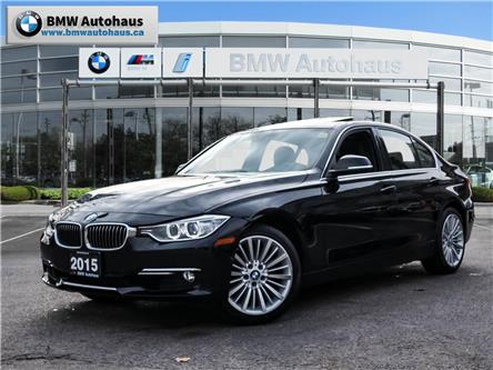 2015 BMW 328i xDrive (Stk: P9225) in Thornhill - Image 1 of 29