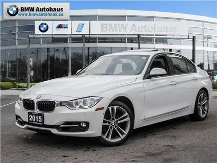 2015 BMW 328i xDrive (Stk: P9235) in Thornhill - Image 1 of 29