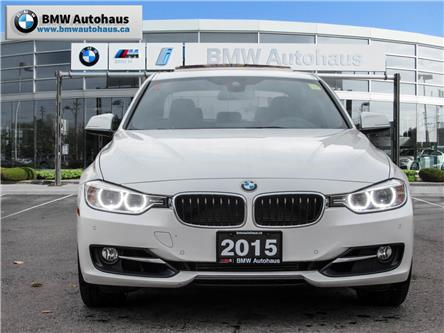 2015 BMW 328i xDrive (Stk: P9235) in Thornhill - Image 2 of 29
