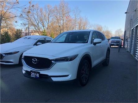 2018 Mazda CX-5 GT (Stk: U0431) in Cobourg - Image 1 of 19